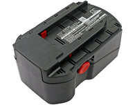 2000mAh / 48.00Wh Replacement battery for HILTI C 7/24, C 7/36, TCU 7/36