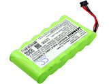 Cameron Sino Replacement Battery for Hioki 3196, 3197, 3455 (2400mAh)