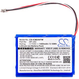 New 1400mAh Battery for ICOM IC-M25; P/N:BP-282