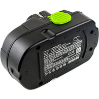Power Tools Battery for Kawasaki 19.2V Unisource, 69007, 691034, 691235, 691240, 691306 (2000mAh)
