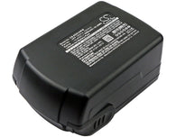 Power Tools Battery for Kress 144 AFB (3000mAh)