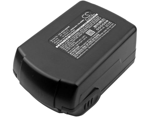 4100mAh / 44.28Wh Replacement battery for Leica CS35 Controller