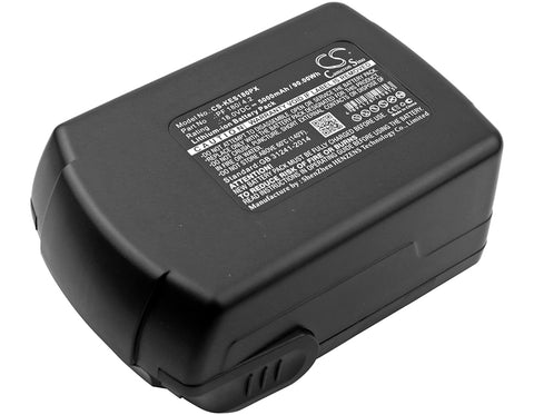Power Tools Battery for Kress 180 AFB (5000mAh)