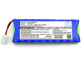 2000mAh Battery for Kenz Cardico ECG-601