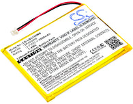 3000mAh / 54.00Wh Replacement battery for LUX-TOOLS A-KS-18Li/25
