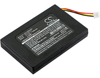 1300mAh / 4.81Wh Replacement battery for Logitech 915-000257, 915-000260, Elite
