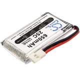 New 650mAh Battery for JJRC H5C,H9D