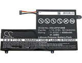 Battery for Lenovo Flex 4 1470,  Flex 4 1480,  80SA0002US