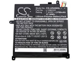3700mAh Battery for Lenovo IdeaPad P1, IdeaPad S200, IdeaPad S206