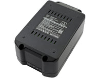 Power Tools Battery for Meister Craft 5450880, MAS144, MAS144VL (3000mAh)