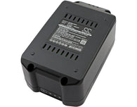 Power Tools Battery for Meister Craft 5451260, 5451370, MAS180, MAS18VL-2 (3000mAh)