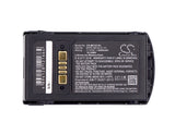 5200mAh Battery for Motorola MC3200, MC32N0
