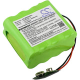 Equipment Battery for Megger TDR2000/2R echometer, Time Domain reflectometer Megg (2000mAh)