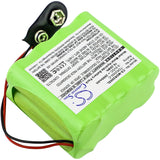 Cameron Sino Replacement Battery for Megger TDR2000/2R echometer, Time Domain reflectometer Megg (2000mAh)
