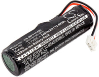 Hotspot Battery for Novatel Wireless SA 2100, Tasman T1114 (3400mAh)