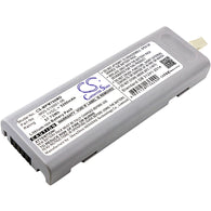 Medical Battery for MINDRAY Accutorr V, DPM3, DPM4, DPM5, iPM9800, Passport 2, Passport V, PM7000, Spectrum, Spectrum