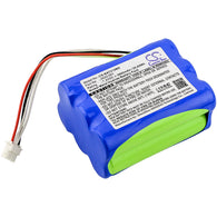 Medical Battery for Nonnin Avant  9700 Pulse Oximeter, Avant 2120 NIBP Monitor, Avant 9600 Pulse Oximeter (3600mAh)