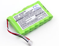 3000mAh / 22.20Wh Replacement battery for Casio DT-X30,DT-X30G