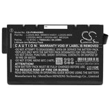 New Replacement 7800mAh Battery for Philips Goldway G50,Goldway G60,Goldway G70,Goldway G80,Suresign VM3,Suresign VM4,Suresign VM6,Suresign VM8,Suresign VS2,Suresign VS3; P/N:860306,860310,860315