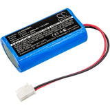 Equipment Battery for Promax 8 Premium, 8 Premium CATV Analyser (2600mAh)