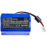 New 2600mAh Battery for ResMed Respirateur Stellar 100,Respirateur Stellar 150; P/N:4S1P US18650VT3,SE301120