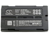 3400mAh Battery for  Pentax DA020F,RCA CC-8251, PRO-V730, PRO-V742,Sokkia SET 200, SCT6 total Stations, SDL30, SDL50, GIR1600 GPS Receiver, SET300  and others