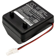 Vacuum Battery for Samsung SS7550, SS7550m, SS7555, SSR200 (1500mAh)