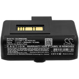 New 2600mAh Battery for Zebra RW220,RW320; P/N:AK18026-002,CT17497-1