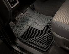 Load image into Gallery viewer, Husky Liners 07-12 GM Silverado/Sierra/Tahoe/Yukon/Escalade Heavy Duty Black Front Floor Mats