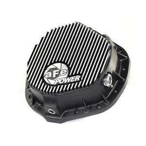 Street Series Rear Differential Cover Raw w/ Machined Fins