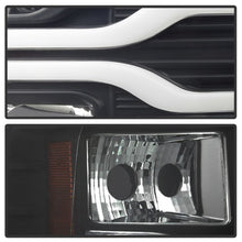 Load image into Gallery viewer, Daytime Running Lights LED Projector Headlights for 2007 - 2014 Chevrolet 1500/2500/3500