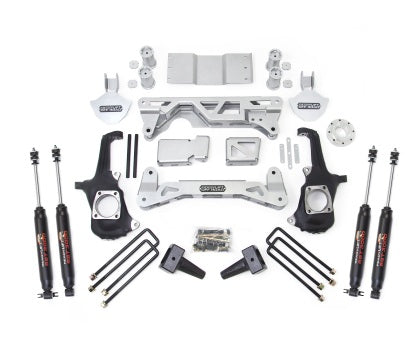 ReadyLIFT 2011-18 CHEV/GMC 2500/3500HD 5-6'' Lift Kit with SST3000 Shocks