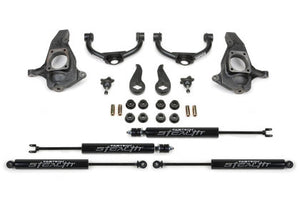 "3.5"" ULTIMATE SYS W/STEALTH 2011-19 GM C/K2500HD/3500HD"