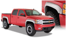 Load image into Gallery viewer, Bushwacker 07-14 Chevy Silverado 2500 HD Fleetside Extend-A-Fender Style Flares 4pc - Black