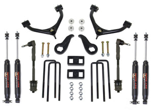 ReadyLift Suspension 11-15 GM Silv/Sierra 2500HD SST Lift Kit 4.0in Front 2.0in Rear
