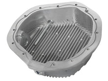 Load image into Gallery viewer, Street Series Rear Differential Cover Raw w/ Machined Fins