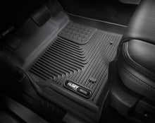 Load image into Gallery viewer, Husky Liners 07-12 GM Silverado/Tahoe/Suburban/Escalade X-Act Contour Black Floor Liners