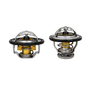2x Chevrolet/GMC 6.6L Duramax Low Temperature Thermostats (set of 2), 2001-2016