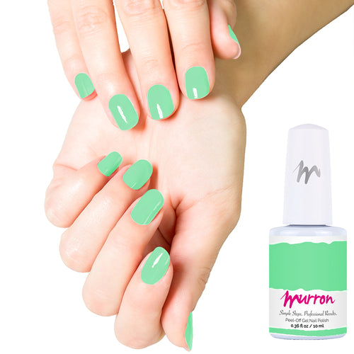 Peel Off Gel Manicure Starter Kit - Turquoise Water