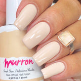 Peel Off Gel Manicure Starter Kit - Meet Beige