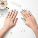 Peel Off Gel Color - Flirt with Gray
