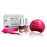 Peel Off Gel Manicure Starter Kit - Love at Sunset