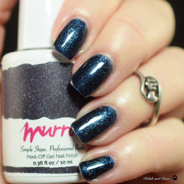 Peel Off Gel Manicure Starter Kit - Starry Night