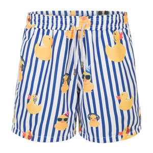 Swim Shorts What the Duck?