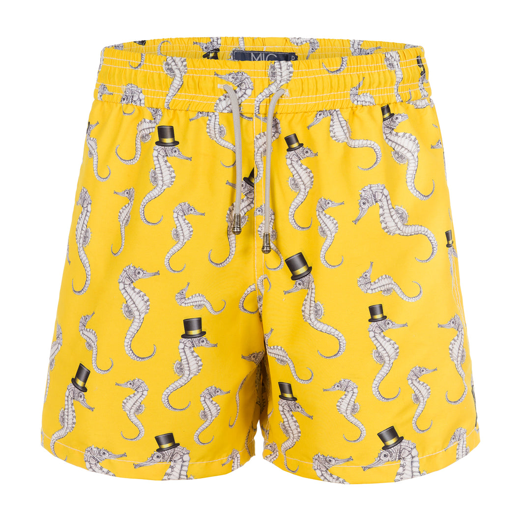 Seañor Horse Swim Shorts