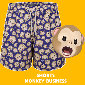 Monkey Business Swim Shorts