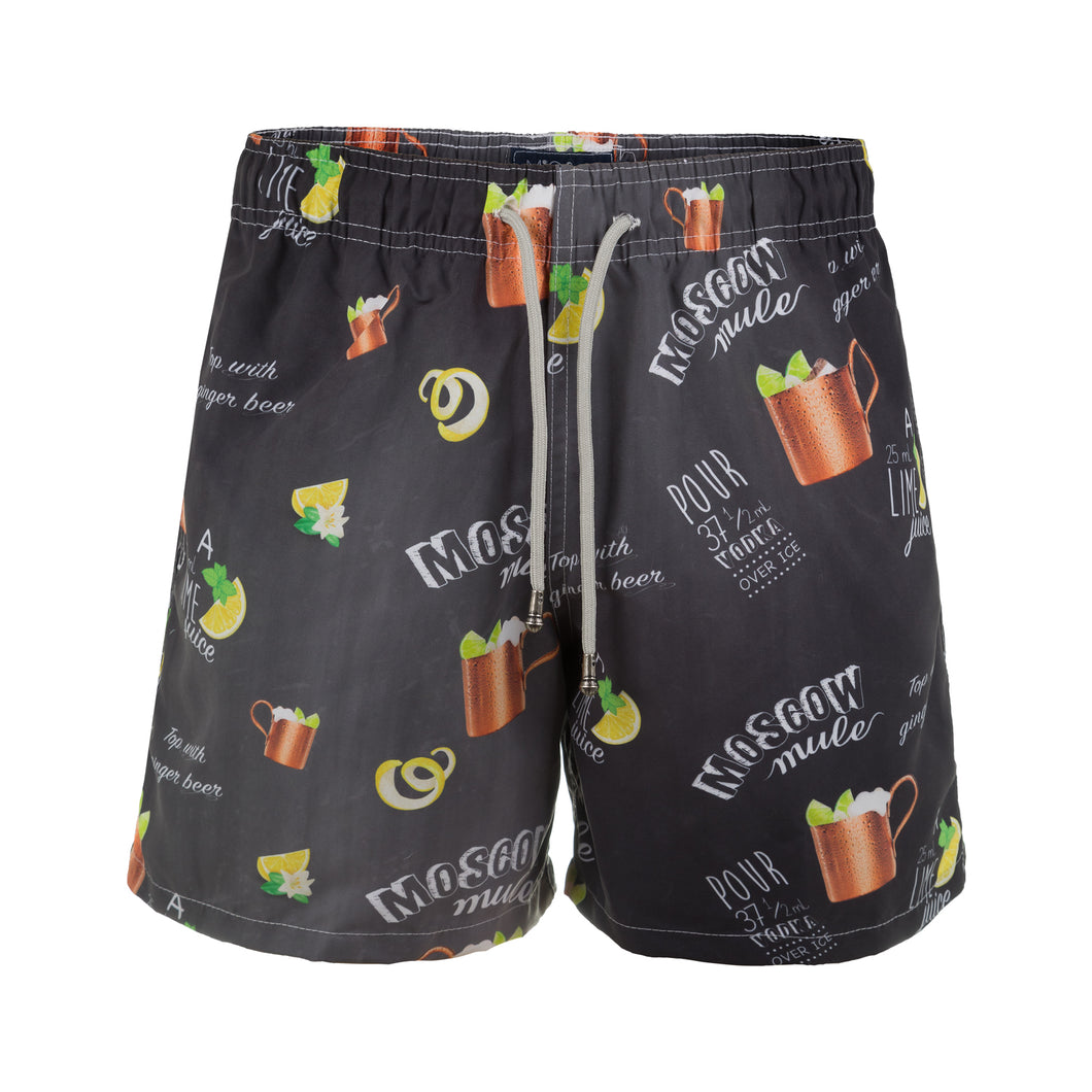 Moscow Mule Swim Shorts