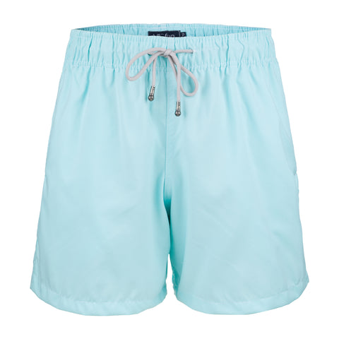Baby Blue Swim Shorts