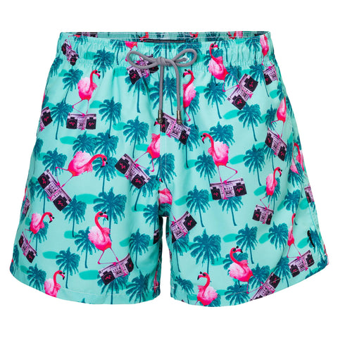 Flamingo Vice Swim Shorts