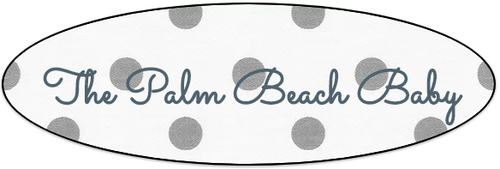 The Palm Beach Baby Logo